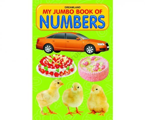 My Jumbo Book of Numbers