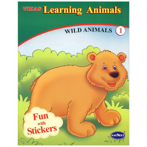 Sticker Books (4 Series) (Ages 5-12 years)