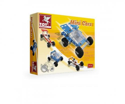 Mini Cars (7+)