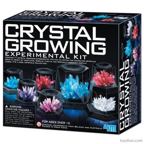 Crystal Making Kit (8 years +)