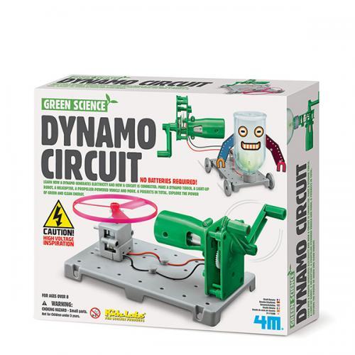 Dynamo Circuit (8+years)