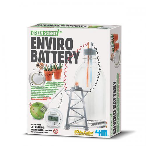 Enviro Battery (8+ years)