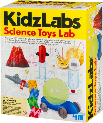Kidz Labs science Toys Lab (8+ years)