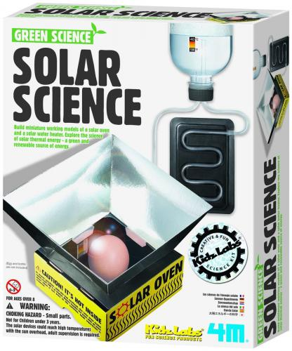 Solar Science (8+ years)