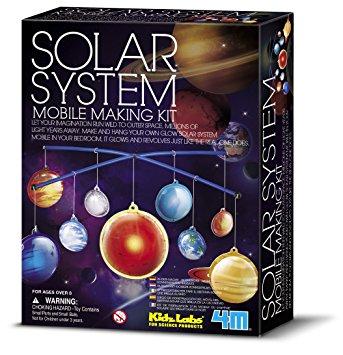 Solar System mobile making Kit(8 + years)