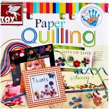 Paper Quilling Kit (8 years +)