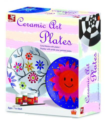 Ceramic Art Plates (8+ years)
