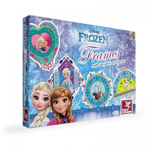 Frozen Mosaics