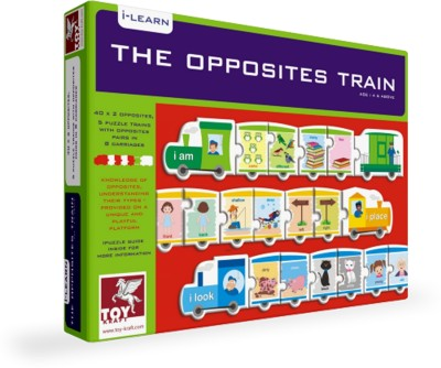 Opposites Train (4 years and above)