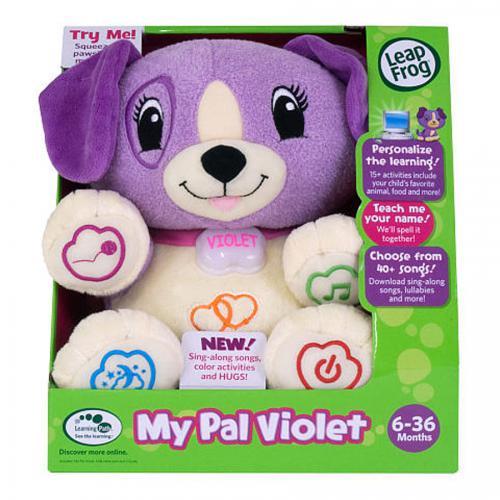 Leapfrog My Pal Violet(6-36 months)