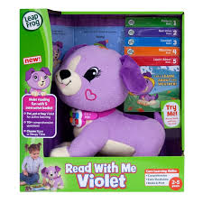 Leapfrog Read With Me Violet
