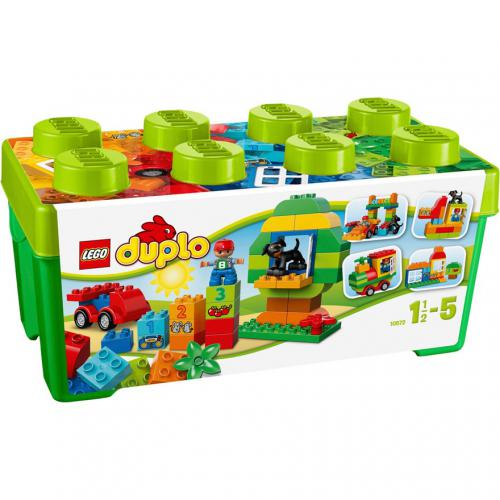 Lego®DUPLO® All-In-One-Box-of-Fun 10572